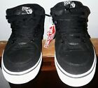 Vans Half Cab Mens Skateboarding Shoes Black Size 10 NEW with TAGS