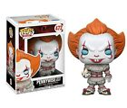 FUNKO POP! MOVIES: PENNYWISE IT CLOWN #472 CHASE VINYL FIGURE