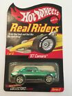 67 Camaro GREEN  Real Riders  Hot Wheels RLC  7527 11000 Excellent