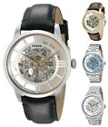 Fossil Men's Townsman Skeleton Dial Watch - Choice of Color