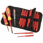 Draper Tools 18 Piece Voltage Tester & Insulated Screwdriver Tool Set 05776