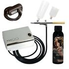 Belloccio Brand Complete Professional Sunless Tanning Airbrush System Tha New