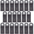 10x Multi Tool Blades Quick Release 35mm Precision Wood for Bosch Dewalt Stanley