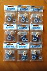 Lot of 9 Jolees Boutique Quilling Stickers Quillettes Boy Pacifier