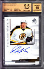 2006-07 Sp Authentic 163- Phil Kessel BGS 9.5 Auto 10 Gem Mint RC Rookie