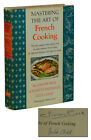 SIGNED Mastering the Art of French Cooking JULIA CHILD 1961 Stated First Edition