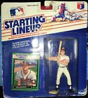 1989 Starting Lineup Figure - MLB Dale Murphy - Atlanta Braves w/Card NEW