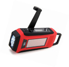 Epica Digital Emergency Solar Hand Crank AM/FM/NOAA Radio, Flashlight, Smartphon