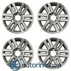 Toyota 4Runner 2010 2019 20 Factory OEM Wheels Rims Set Machined with Charcoal