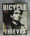 BICYCLE THIEVES Criterion Collection DVD Two Disc Edition VITTORIO DE SICA 1948
