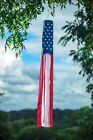 American Flag Windsock 60 Show United States Patriotic Support USA Windsock