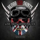 BLOOD RED SAINTS - LOVE HATE CONSPIRACIES   CD NEW+