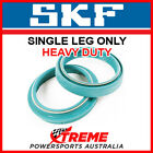 SKF TM Racing SMR 125 15-17, 50mm Marz H/Duty Fork Oil & Dust Seal, Green 1 Leg