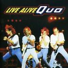 STATUS QUO LIVE ALIVE QUO 1 Extra Track REMASTERED CD NEW