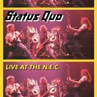 STATUS QUO LIVE AT THE N.E.C. REMASTERED 2 CD DIGIPAK NEW