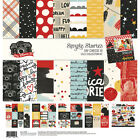 Simple Stories Say Cheese 3 III 12x12 Collection Kit Scrapbook Planner Disney