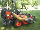Kubota ZD326 Diesel zero turn mower ONLY 465 hours!!!!!