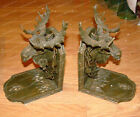 Bronzed Moose Bookends Wildlife Collection by Westland 14339 2009