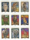 2017 Upper Deck Goodwin Champions ANIMALS of the WORLD Complete 32 card set lo