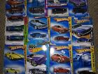 Hot wheels ford mustang 15 lot ft 71 Maverick grabber V 8 Vega Fairlane GT