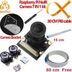Raspberry Pi Camera Module Adjustable focus Infrared night NoIR Camera zero w 3B