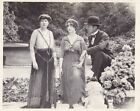 Director D W GRIFFITH Original CANDID Silent Studio Set Vintage 1918 Photo