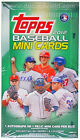2012 Topps Mini Baseball Exclusive Hobby Sealed Box Free Shipping