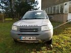 land rover Freelander 2500 V6 Petrol Genuine left hand drive 2003 immaculate