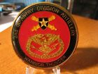US Army 2nd Infantry Division Artillery Oath Re-enlistment Challenge Coin #3590