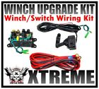 WINCH UPGRADE KIT 12V ATV WINCH CONTACTOR AND WINCH SWITCH  MINI-THUMBSWITCH