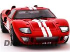 SHELBY COLLECTIBLES 118 1966 FORD GT GT40 MKII DIECAST CLASSIC CAR RED 1 SC407