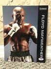 FLOYD MAYWEATHER SIGNED AUTO BOXING 8.5x11 PHOTO FLYER PSA PROOF Pacquiao