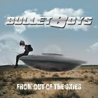 BULLETBOYS - FROM OUT OF THE SKIES   CD NEW+
