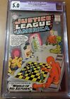 JUSTICE LEAGUE OF AMERICA #1-OCT.1960-CLASSIC KEY ISSUE-BATMAN-FLASH+-CGC 5.0