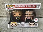 FUNKO POP WWE MILLION DOLLAR MAN IRS WALGREENS EXCLUSIVE TED DIBIASE 2-pack
