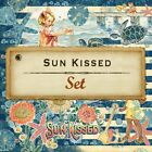 Graphic 45 SUN KISSED 8 Sheets 12x12 Paper Collection Summer Mixed Media