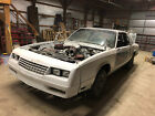 1987 Chevrolet Monte Carlo SS 1987 Monte Carlo SS T Tops, Project car 355 motor with less than 50 miles on it