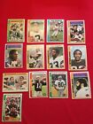 1978 topps football complete set and extras