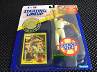 1991 EXTENDED STARTING LINEUP SLU DAVE JUSTICE BRAVES ROOKIE BOOK VALUE $25