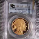 2010 W 50 Buffalo PCGS PR70 DCAM First Strike Ultra Cameo Proof 1oz Gold coin