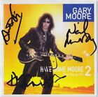 GARY MOORE Have Some, NEIL MURRAY Ian Paice Don Airey Anton Fig Autograph SIGNED