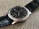 BLANCPAIN 1161 STEEL ULTRA THIN AUTOMATIC RARE! BOX AND PAPERS! DEPLOYANT