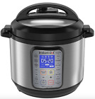 Instant Pot DUO PLUS 60 6 Qt 9 in 1 Multi Use Programmable Pressure Slow Cooker