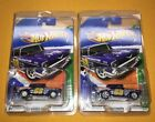 Hot Wheels 2011 Lot Treasure Hunt Super 2 12 57 Chevy with Real Riders