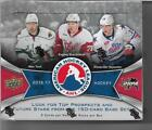 2016 17 UPPER DECK AHL HOCKEY HOBBY BOX FACTORY SEALED