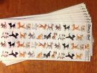 10 Suzys Zoo Scrapbooking Border Stickers kitties and cats