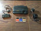 NEC TurboGrafx-16 System Console - Video + Power Cable + Controller + 3 Games