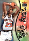 2000-01 Fleer Premium Sole Train Basketball Cards Pick From List