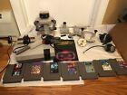 VTG Nintendo NES Console  Set with Rob the Robot & 7 Games and Gun w  Booklet