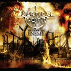 BURNING POINT - BURNED DOWN THE ENEMY  CD NEW+